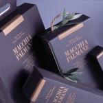 GRAHIC DESIGN: OLIO MACCHIA PALMANE